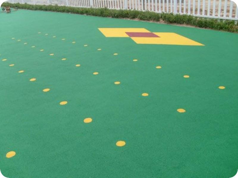 幼儿园安全塑胶地板